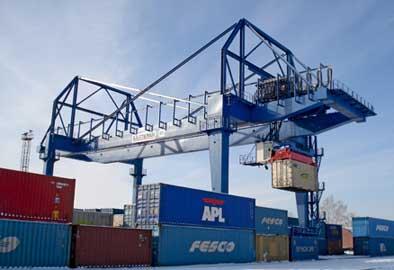 Какие терминалы в прибалтике могут рассматриваться как конкуренты улкт?